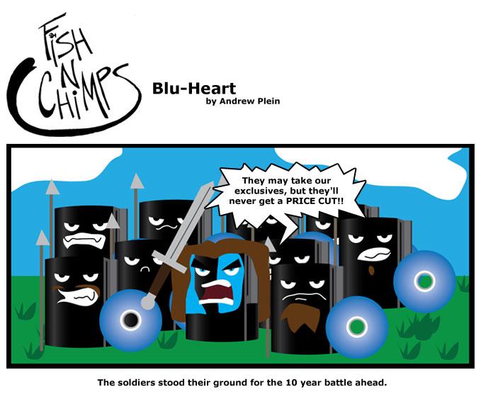 Blu-Heart
