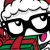 PixelatedGeek Pleek Santa