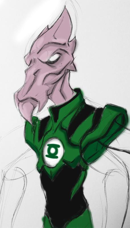Green Lantern: Salaak