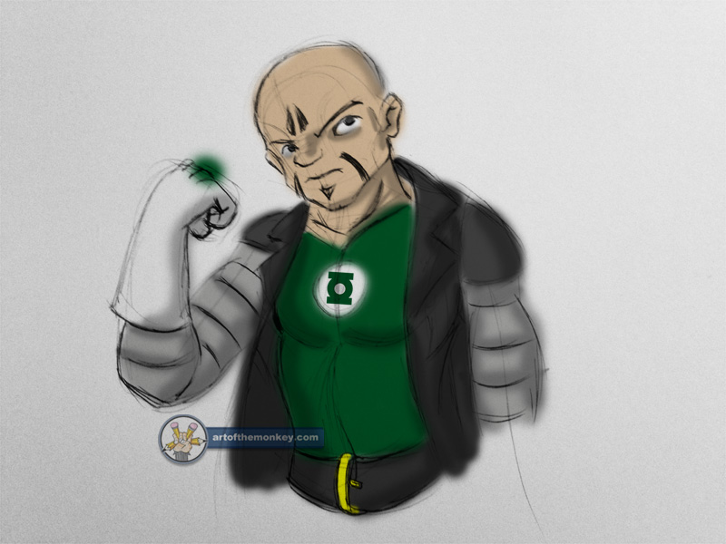 Green Lantern: Graf Toren
