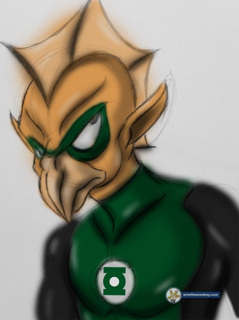 Green Lantern: Tomar-Re