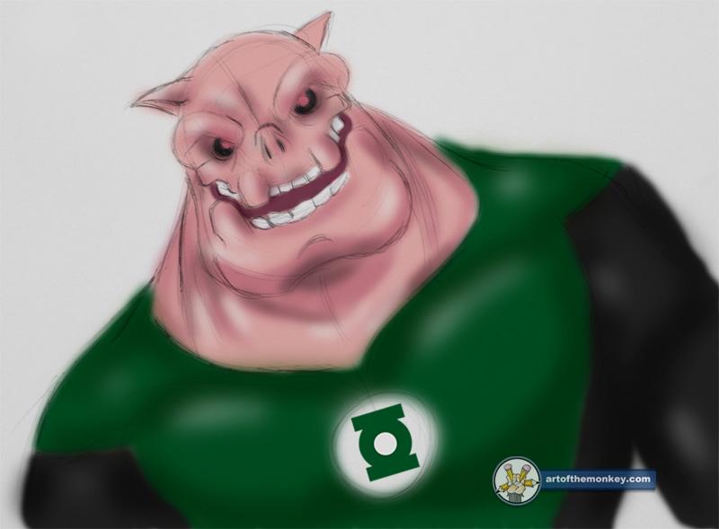 Green Lantern: Kilowog