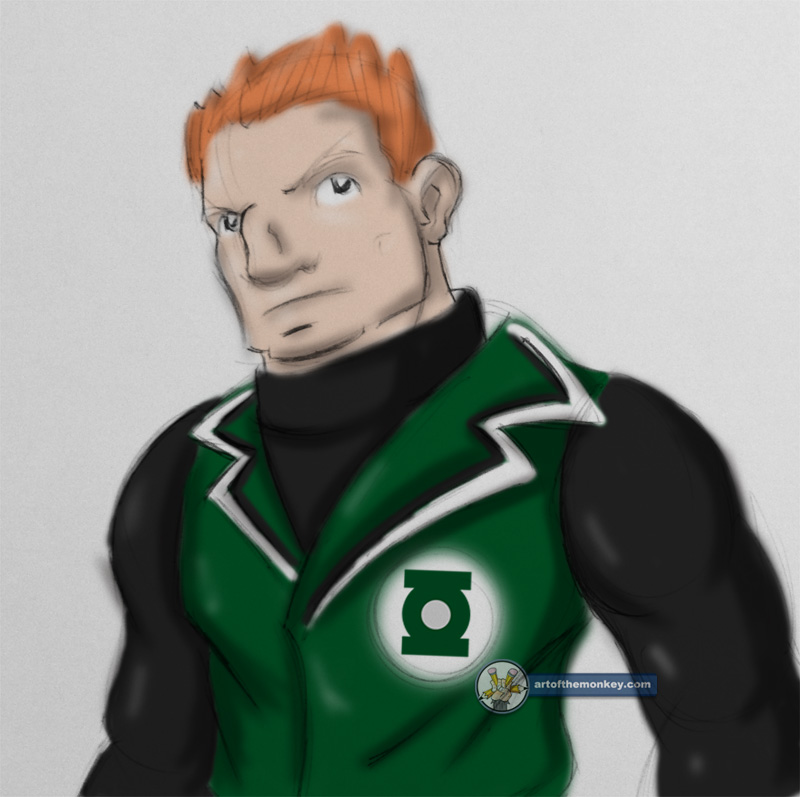 Green Lantern: Guy Gardner