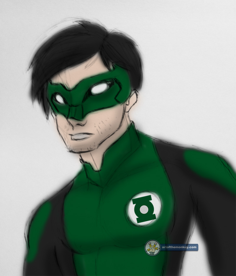 Green Lantern: Kyle Rayner