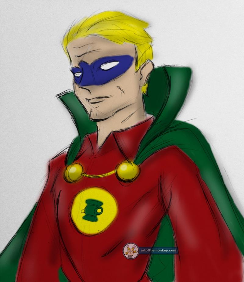 Green Lantern: Alan Scott