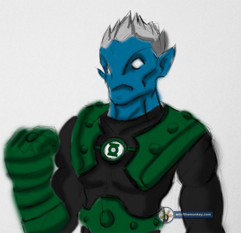 Green Lantern: Vandor