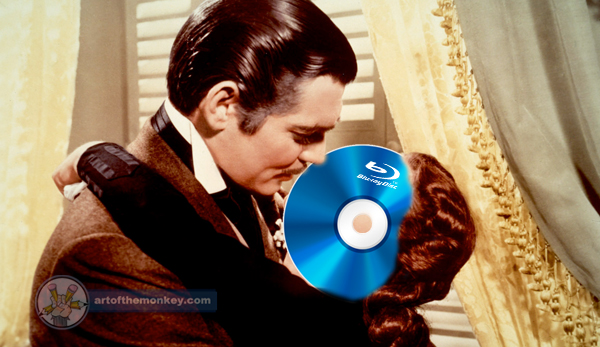 Gone with the Blu